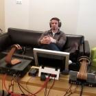 Kopfhörer-Session in B
